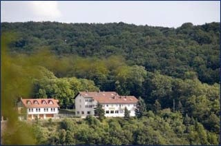 Hotel for Biker Burg-Hotel in Obermoschel in Pfalz