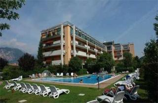 Motorrad Ambassador Suite Hotel in Riva del Garda in Gardasee