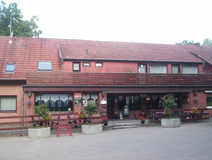Hotel for Biker Gasthaus-Pension Im Rehwinkel in Soltau OT Woltem in Lüneburger Heide
