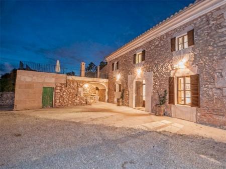 Hotel for Biker Finca  Son Pou S.L. in Son Mesquida / Felanitx in Mallorca