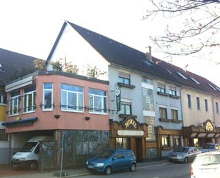 Hotel for Biker Hotel Kleiner in Waghäusel-Kirrlach in Heidelberg