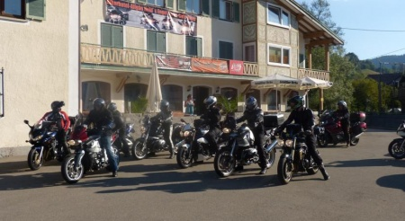 Hotel for Biker Hotel Helds Engel in Weitnau-Wengen in Allgäu