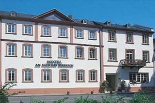 Hotel for Biker Hotel & Cafe Am Schloss Biebrich in Wiesbaden in Rhein Main