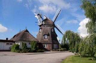 Motorrad Hotel & Restaurant Mecklenburger Mühle in Wismar - Dorf  Mecklenburg in