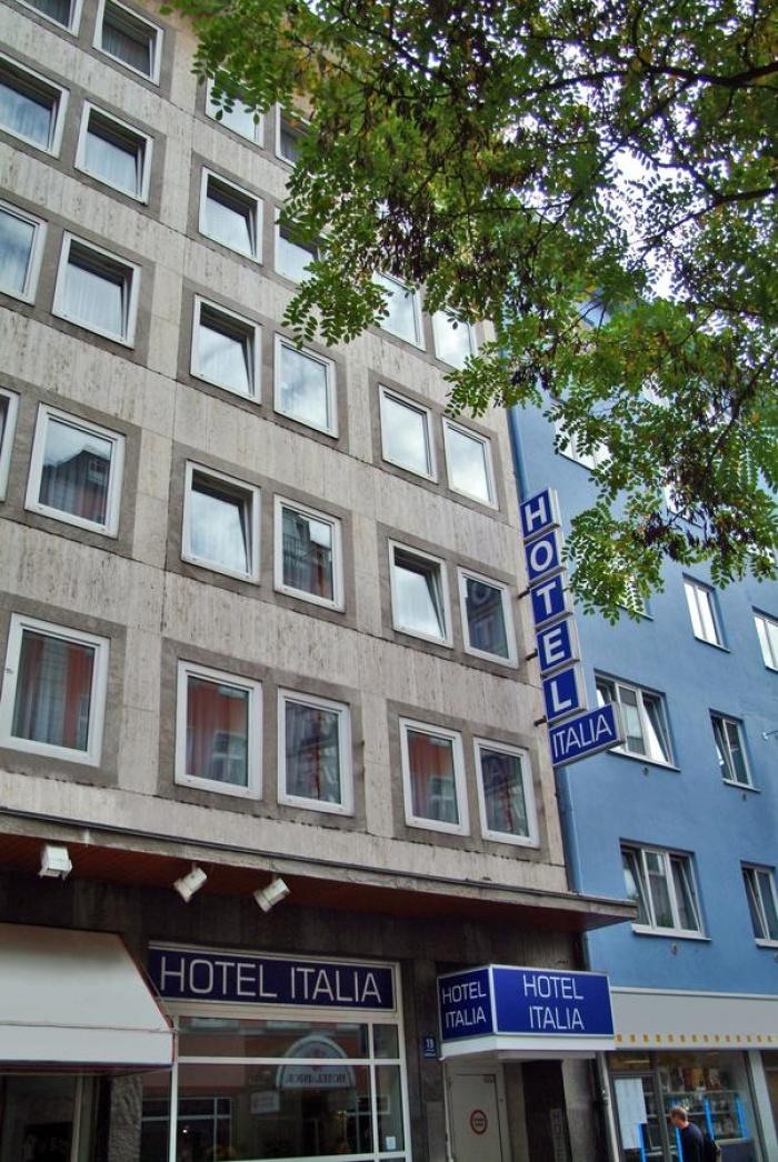 Messe Hotel Italia nur 15km zur Messegelände München (ICM) in München