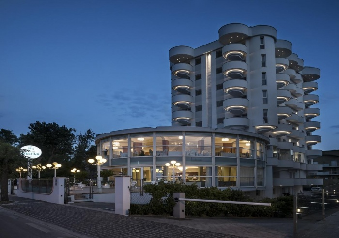 Hotel for Biker Hotel Meeting in Riccione in Adriaküste