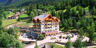 Hotel for Biker Rio Stava Family Resort & Spa in Cavalese Teser im Fleimtal (TN) in Val di Fiamme, Fleimstal
