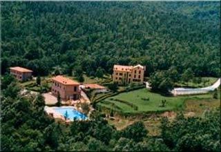 Motorrad Hotel Residence Sant Uberto in Roccastrada in Maremma