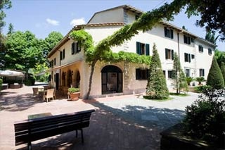Motorrad Villa I Barronci in San Casciano in Val di Pesa - Florenz in Florenz