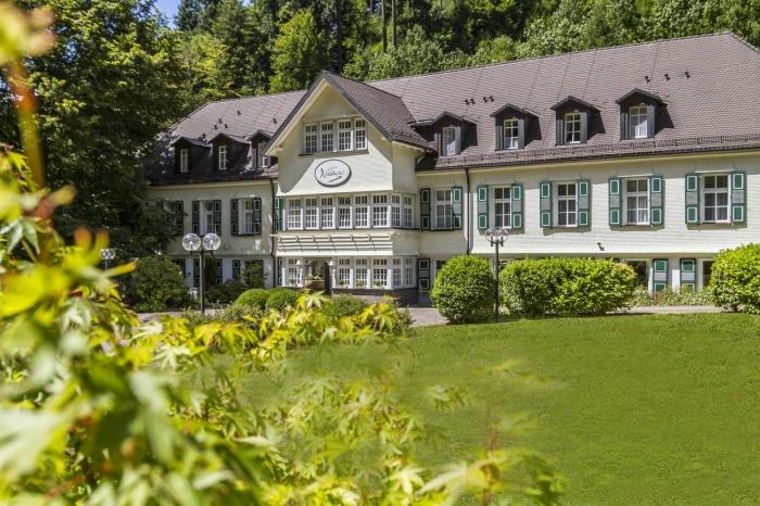Hotel for Biker Waldhotel Bad Sulzburg in Sulzburg in Südlicher Schwarzwald