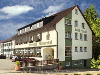 Motorrad Landhotel Wiesental in Burladingen-Gauselfingen in