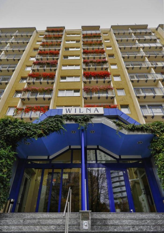 Motorrad Hotel Wilna in Erfurt in Erfurt