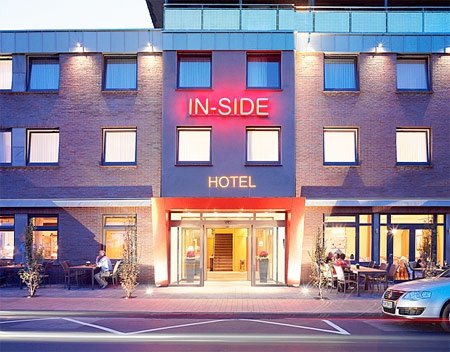 Hotel for Biker In Side Hotel in Nordhorn in Grafschaft Bentheim