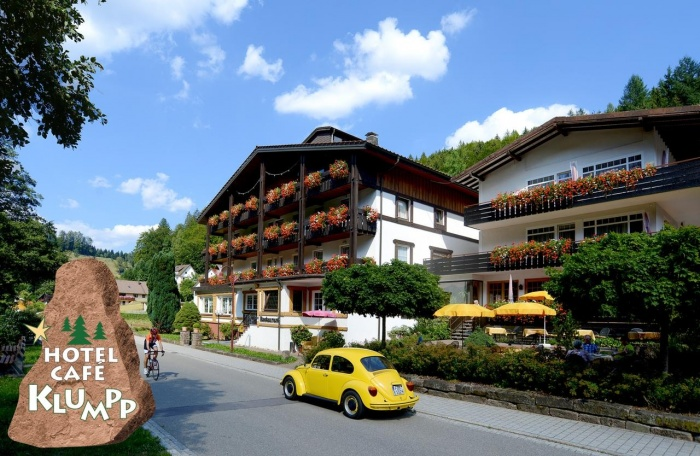 Motorrad Schwarzwaldhotel Klumpp in Baiersbronn - Schönmünzach in Schwarzwald