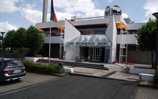 Hotel for Biker Motel Roadhouse Kirchheim in Kirchheim in Waldhessen