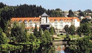 Hotel for Biker Flair Parkhotel Weiskirchen in Weiskirchen in Weiskirchen