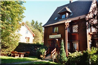 Hotel for Biker Pension Schubert in Goslar - Hahnenklee in Harz