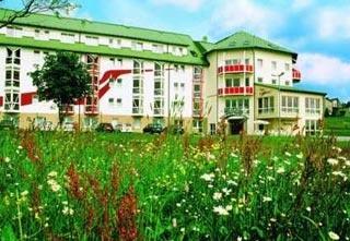 Motorrad Rennsteighotel Kammweg in Neustadt/ Rennsteig in Thüringer Wald