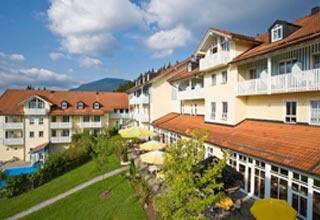 Motorrad Sporthotel Ahornhof in Lindberg in Bayerischer Wald