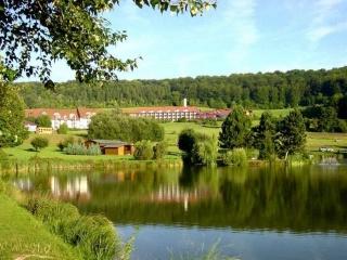 Hotel for Biker Hessen Hotelpark Hohenroda in Hohenroda in Rhön