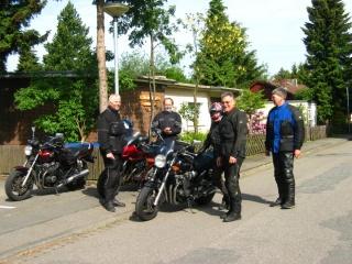 Motorrad Hotel Vier Jahreszeiten in St. Andreasberg in Harz