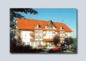 Motorrad Vital-und Wellness Hotel Albblick in Waldachtal-Salzstetten in