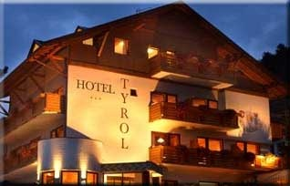 Fahrradfahrerfreundliches Hotel Tyrol in St.Andrä bei Brixen