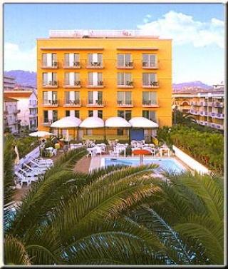Fahrradfahrerfreundliches Hotel Sole in Montesilvano