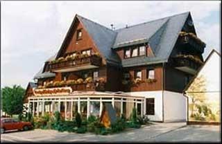 Motorrad Landhotel zu Heidelberg in Kurort Seiffen