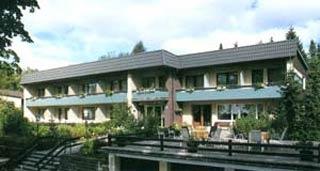 Motorrad Hotel Pension Fernblick in Sankt Andreasberg