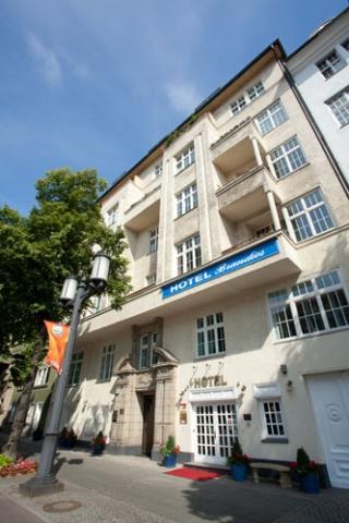 Fahrradfahrerfreundliches Hotel Brandies Berlin in Berlin