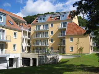 Fahrradfahrerfreundliches Apparthotel Am Schlossberg in Bad Schandau