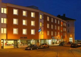 Fahrradfahrerfreundliches Hotel vis-a-vis in Lindau