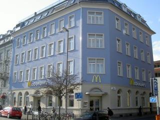 Fahrradfahrerfreundliches Gästehaus Centro in Konstanz