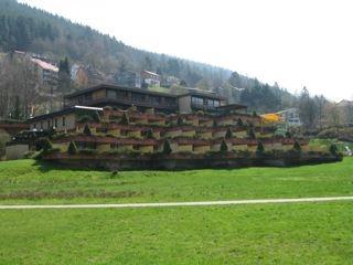 Fahrradfahrerfreundliches Hotel Valsana am Kurpark in Bad Wildbad