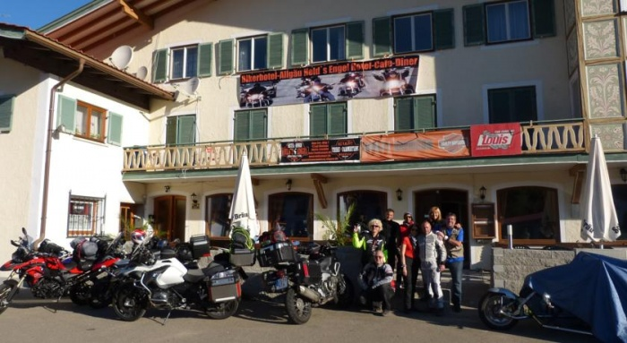 Hotels With Secure Motorcycle Parking