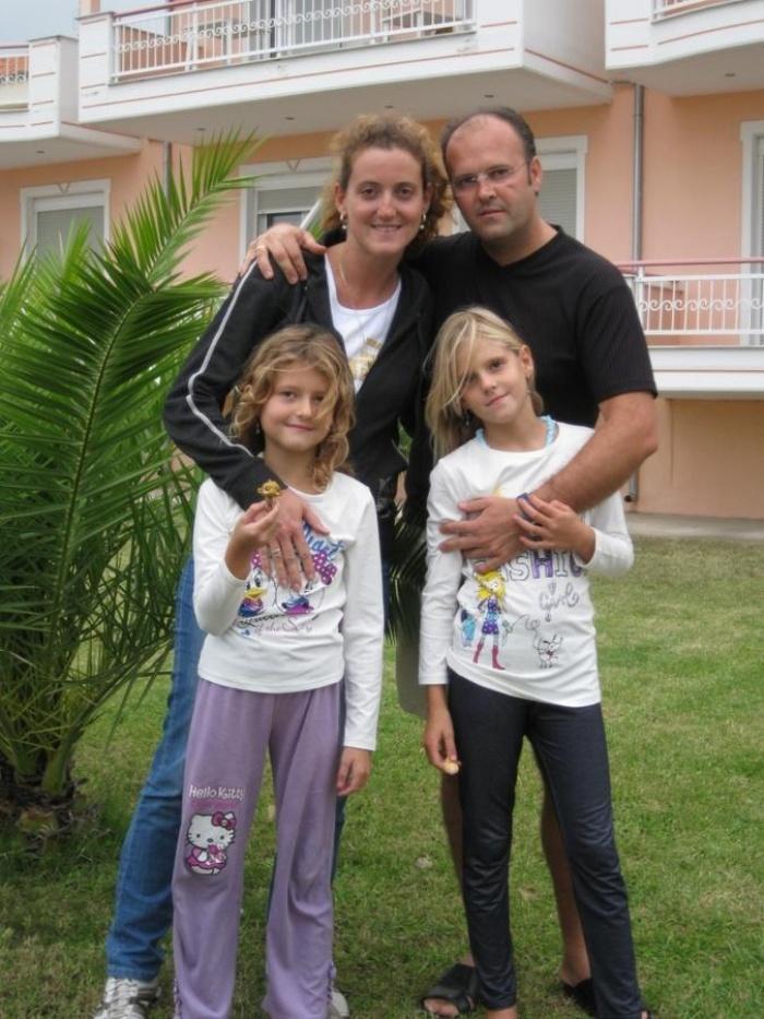 Familienurlaub im familienfreundlichen Pension Delfini in Asprovalta