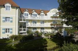 Fahrradfahrerfreundliches Hotel Zum Gutshof in Hohenwarth-Simpering