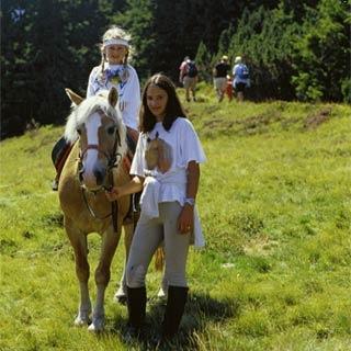 Familienurlaub im familienfreundlichen Hotel Mondschein in Sterzing