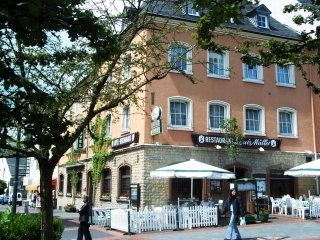 Fahrradfahrerfreundliches Hotel-Restaurant Louis Müller in Bitburg
