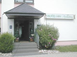 Motorrad Hotel am Martinsberg garni in Andernach