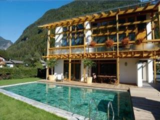 Familienurlaub im familienfreundlichen Biker´- Gasthof  Residence Brugghof in Sand in Taufers