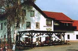 Fahrradfahrerfreundliches Baumhof-Tenne in Marktheidenfeld