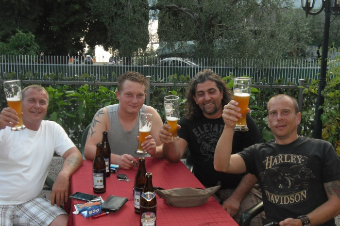 Fahrradfahrerfreundliches B&B Casa Gabriele in Malcesine