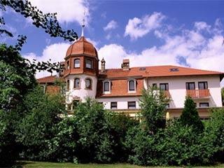 Fahrradfahrerfreundliches Parkhotel Schillerhain in Kirchheimbolanden