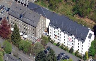 Fahrradfahrerfreundliches CARAT das Vitalhotel Monschau in der Eifel in Monschau