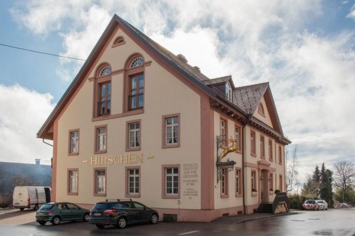 Motorrad Landgasthof Hirschen in Albbruck-Birndorf