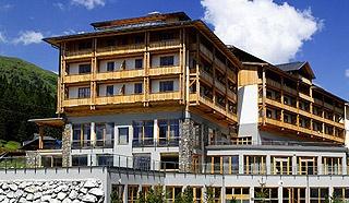 Fahrradfahrerfreundliches Falkensteiner Hotel Cristallo in Rennweg am Katschberg