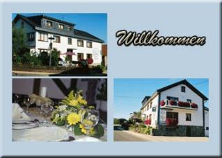 Fahrradfahrerfreundliches Restaurant Gasthaus Eifelstube in Rodder
