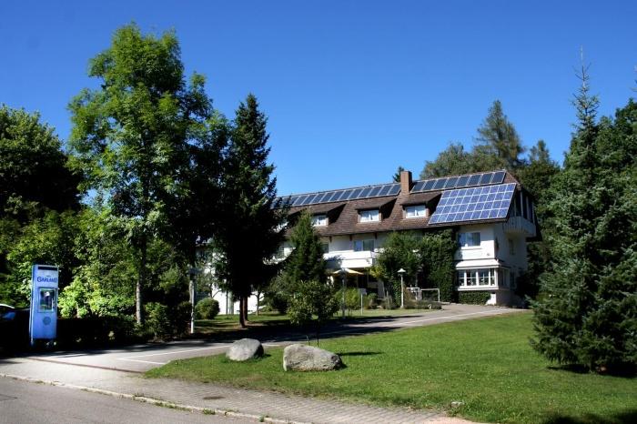 Fahrradfahrerfreundliches Hotel Garland in Villingen-Schwenningen